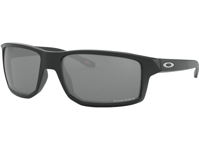 Oakley Gibston Lunettes de soleil, matte black/prizm black